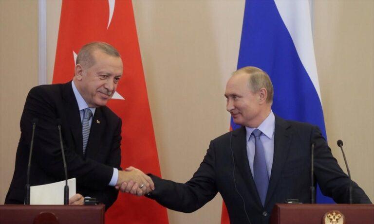 Αγιά Σοφιά: Τηλεφώνημα Πούτιν – Ερντογάν