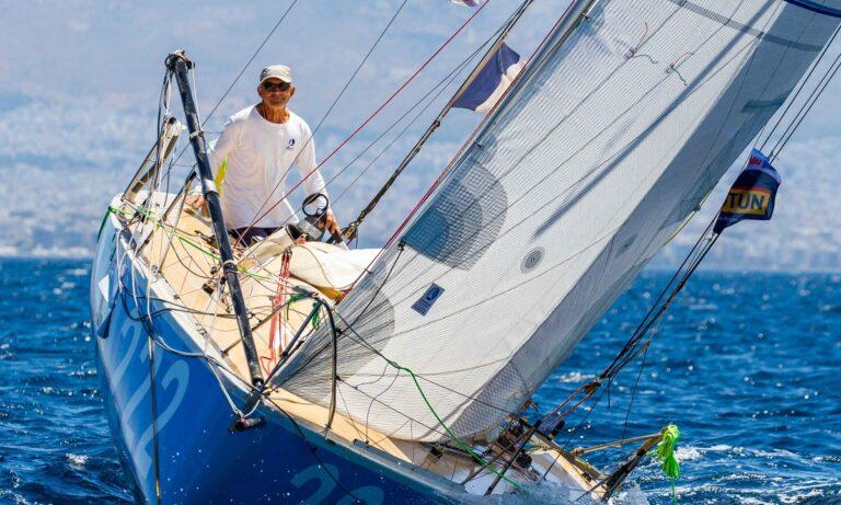 Ράλλυ Αιγαίου: Για πρώτη φορά κατηγορία Double Handed σε αγώνα πολλών ναυτικών μιλίων