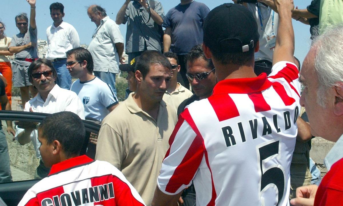 21 Ιουλίου: Ο «μεγάλος» Ριβάλντο έρχεται στον Ολυμπιακό (pics-vids)