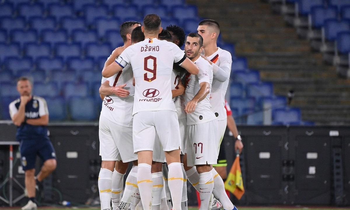 Serie A: Νίκες για Νάπολι και Ρόμα (vids)