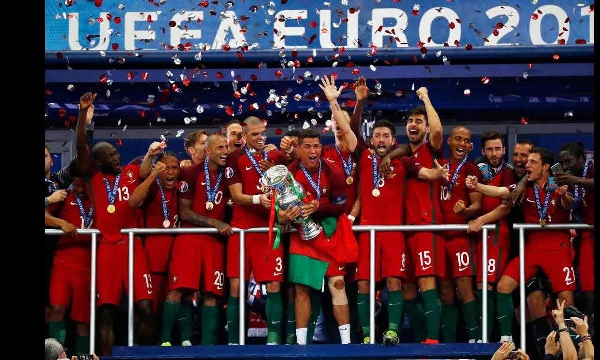 10 Ιουλίου 2016: Η Πορτογαλία του Σάντος στην κορυφή της Ευρώπης!