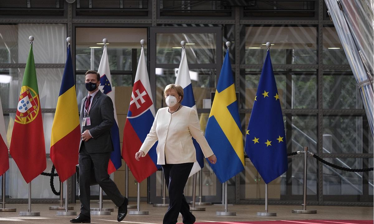 Σύνοδος Κορυφής: Θρίλερ! Δεν διαφαίνεται λύση για το Ταμείο Ανάκαμψης
