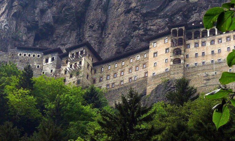 Επιτέλους: Ανοίγει ξανά το μοναστήρι της Παναγίας Σουμελά!