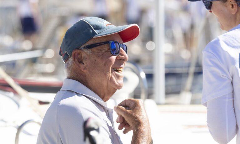 Μία θέση στα ρεκόρ Γκίνες διεκδικεί ο Στέλιος Μπόνας μέσα από το Ράλλυ Αιγαίου