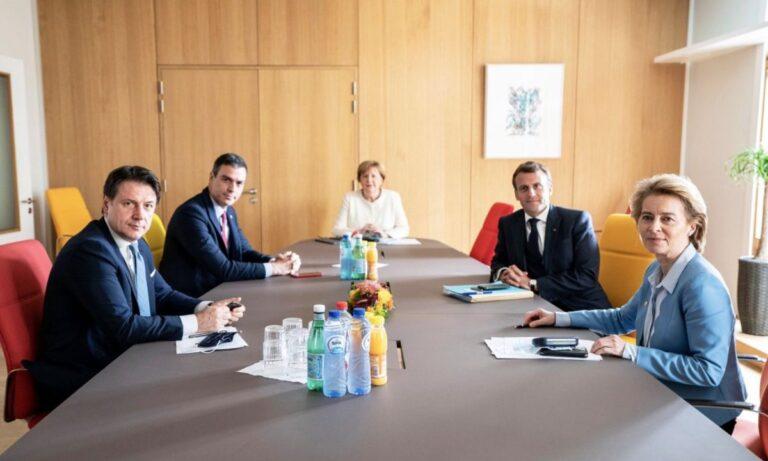 Ευρωπαίοι ηγέτες