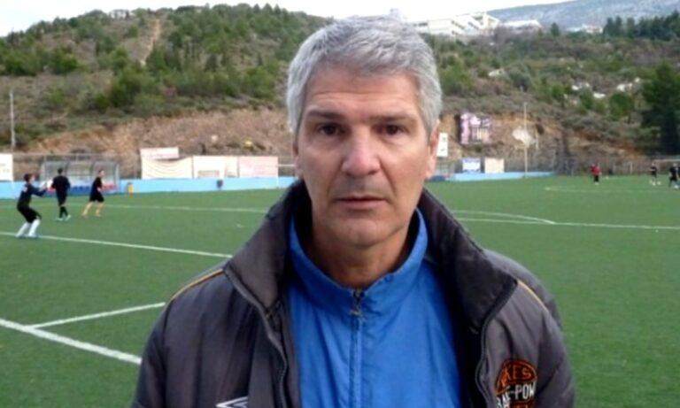 Βύζας – Χριστόπουλος: Χρωστάω στην ομάδα ένα πρωτάθλημα