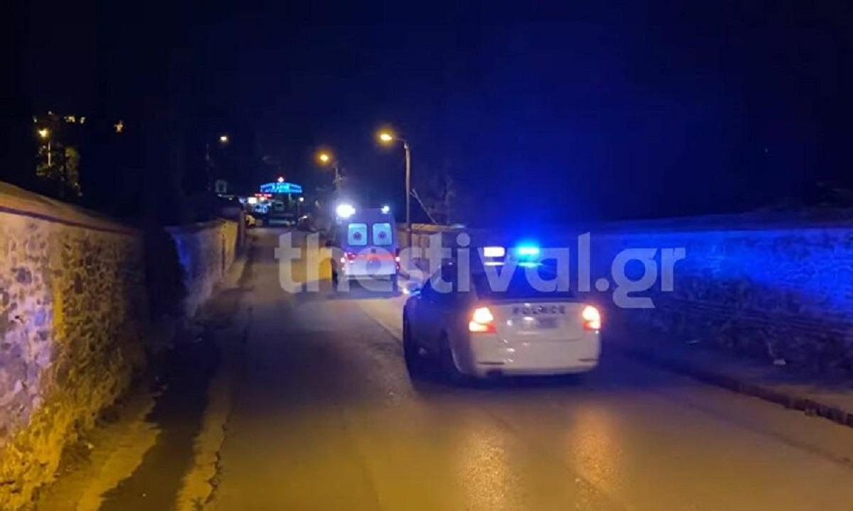 Θεσσαλονίκη : Κινηματογραφική καταδίωξη και σύλληψη διακινητών (vid)