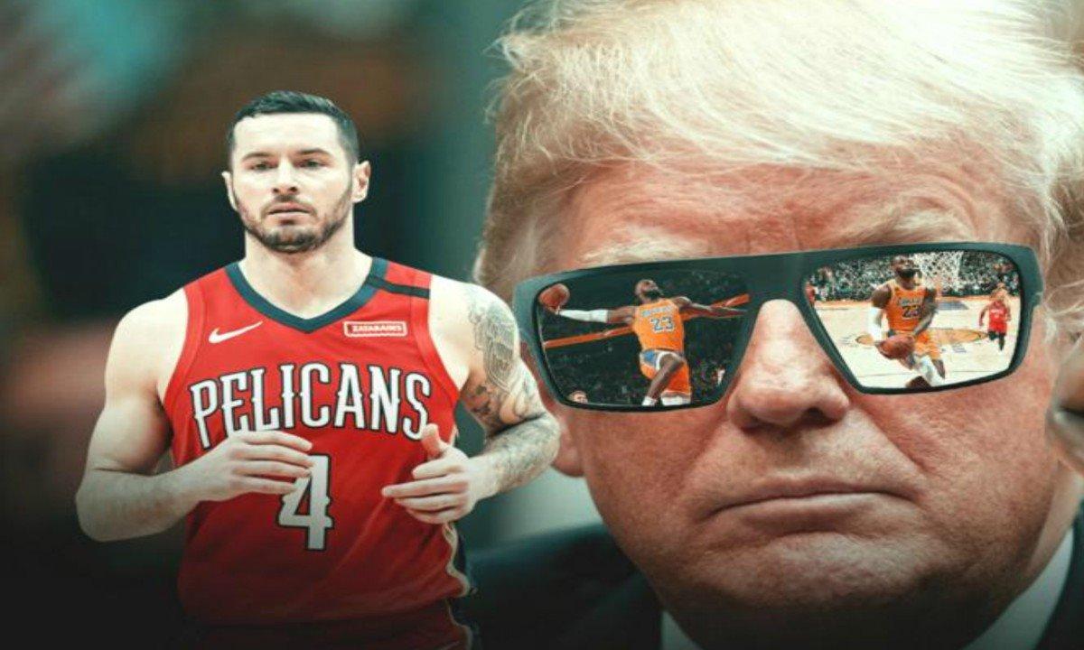 Ρέντικ: «Αδιαφορώ αν ο Τραμπ βλέπει NBA»!