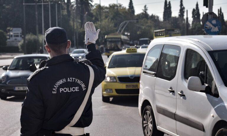 Τροχαία: 430 παραβάσεις σε αλκοτέστ – Ποιο μέρος είχε τα… πρωτεία