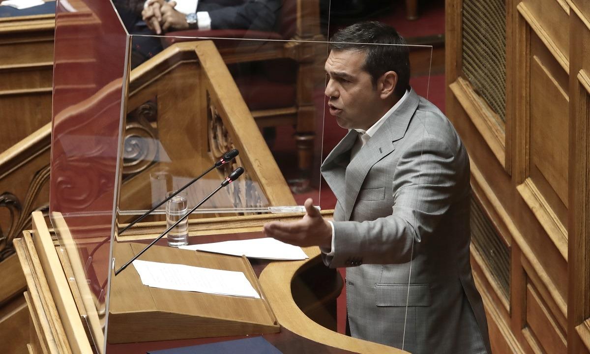 Τσίπρας: «Εξαιρετικά ανησυχητική η εικόνα της ελληνικής οικονομίας». Δριμεία κριτική στην κυβέρνηση και τον πρωθυπουργό για την οικονομία...