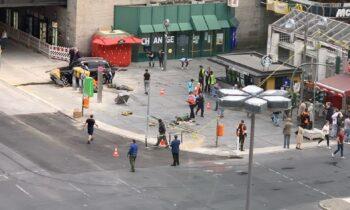 ΣΟΚ στο Βερολίνο: Αυτοκίνητο έπεσε σε πεζούς!