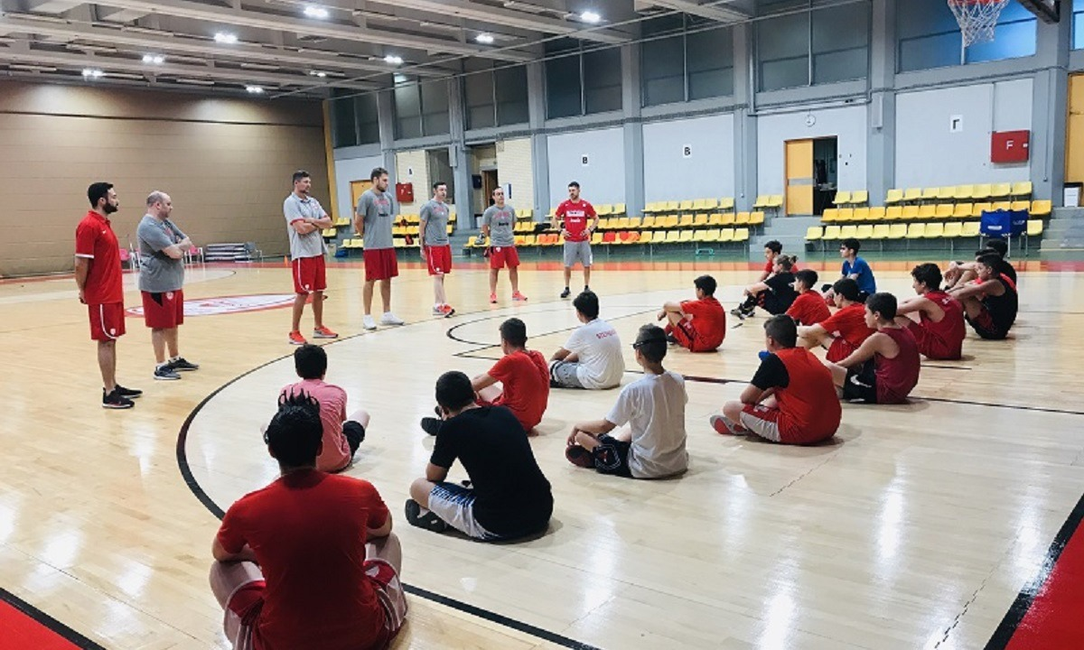 Ολυμπιακός: Με υψηλό καλεσμένο τον Βεζένκοφ το Summer Workout (pics+vid)