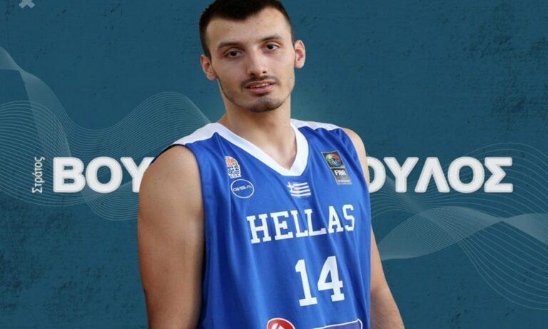 Λαύριο: Απέκτησε τον γίγαντα (2,18μ.) Στράτο Βουλγαρόπουλο