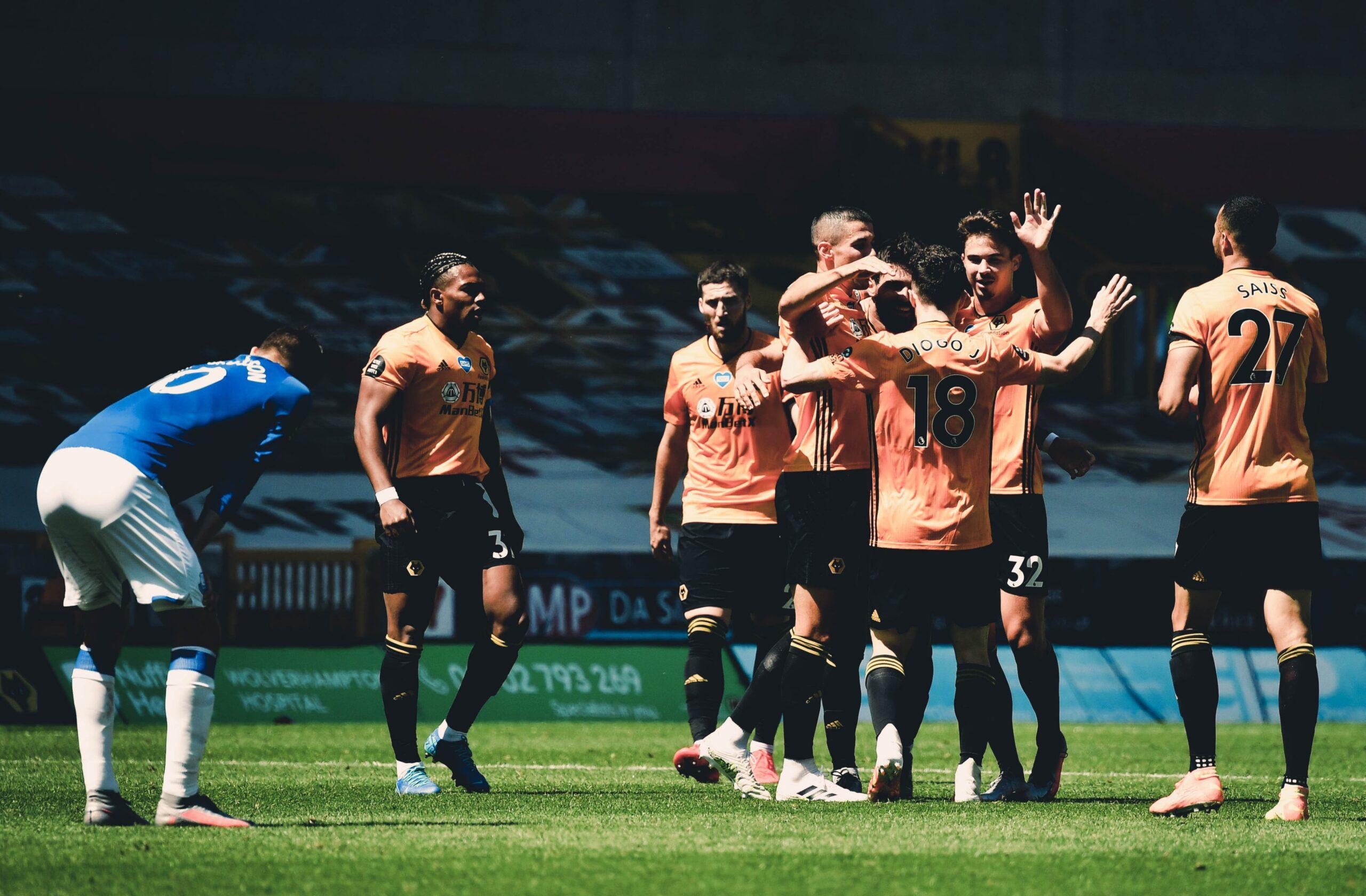 Γουλβς – Έβερτον 3-0: «Ξέσπασμα» με σόου Ποντένσε! (vid)