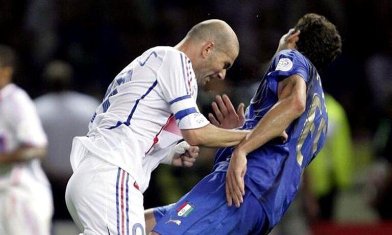 9 Ιουλίου 2006: Την κούπα η Ιταλία, την κουτουλιά ο Ζιντάν (vid)