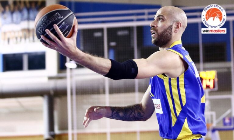 Βασιλόπουλος: Στο top-10 των ριμπάουντερ της Basket League