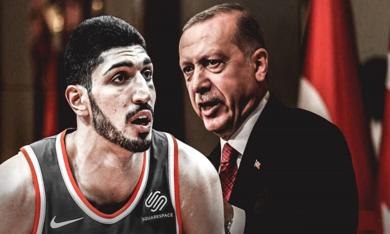 Καντέρ: Νέα «βέλη» προς τον Ερντογάν
