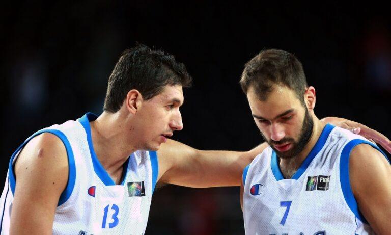Σπανούλης- Διαμαντίδης: Στην καλύτερη πεντάδα των Ευρωμπάσκετ