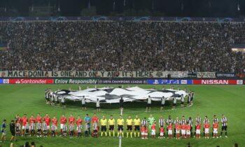 ΠΑΟΚ Champions League