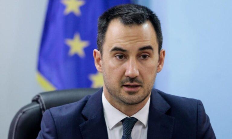 Χαρίτσης: «Το μόνο σχέδιο της κυβέρνησης για τον κορονοϊό είναι η ενοχοποίηση της κοινωνίας»