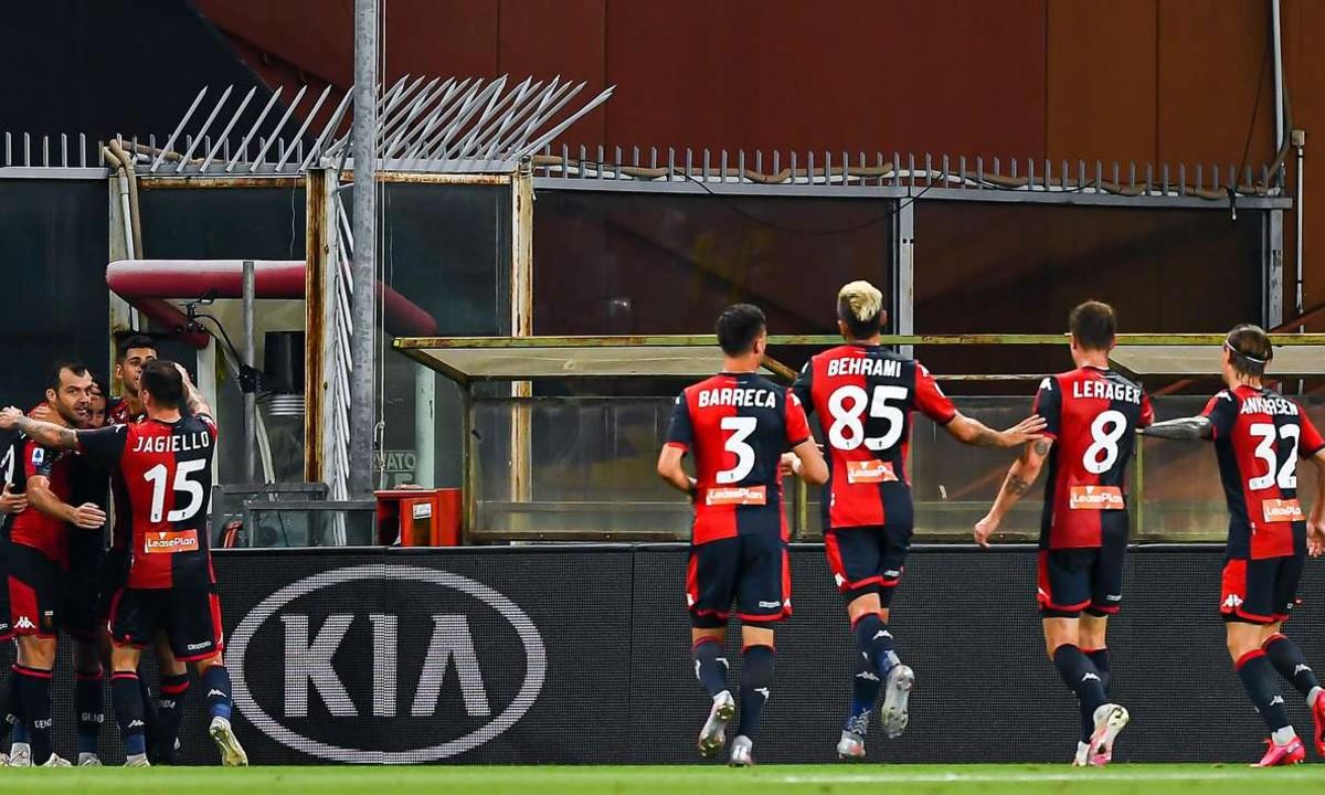 Serie A: Υποβιβάστηκε η Λέτσε, σώθηκε η Τζένοα (vids)