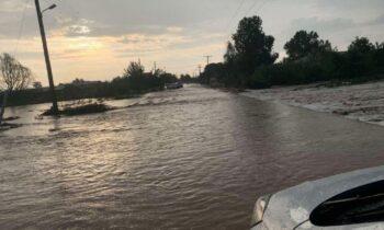 Λαγκαδάς: Σε κατάσταση έκτακτης μετά τις πλημμύρες! Έκτακτη οικονομική ενίσχυση (vid)