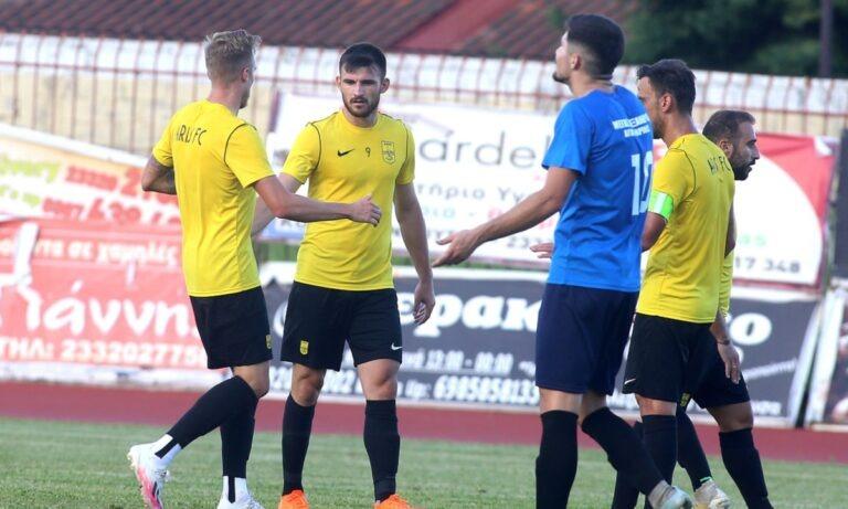 «Ξεμούδιασε» με «4άρα» ο Άρης – Σκόραραν Ντάτκοβιτς-Μάνος, δύο γκολ ο Χατζηπιρπιρίδης!