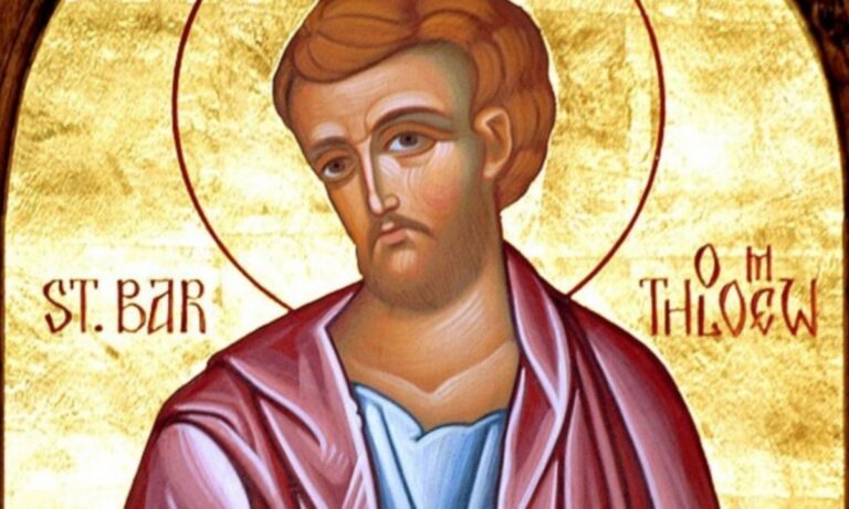 Εορτολόγιο Τρίτη 25 Αυγούστου: Ποιοι γιορτάζουν σήμερα