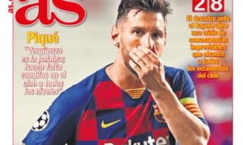 Μπαρτσελόνα: Η AS βαθμολόγησε έντεκα παίκτες με ΜΗΔΕΝ! (pic,vids)
