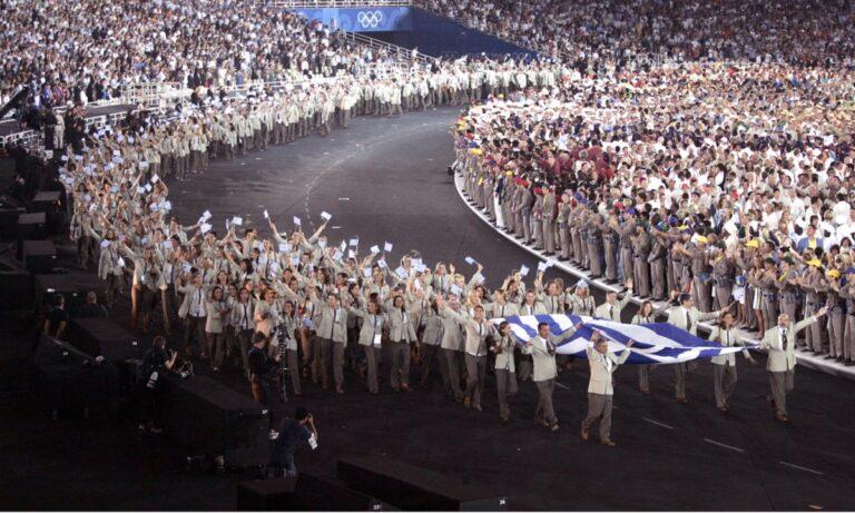 13 Αυγούστου 2004: Σαν σήμερα η κορυφαία τελετή έναρξης στην ιστορία των Ολυμπιακών Αγώνων