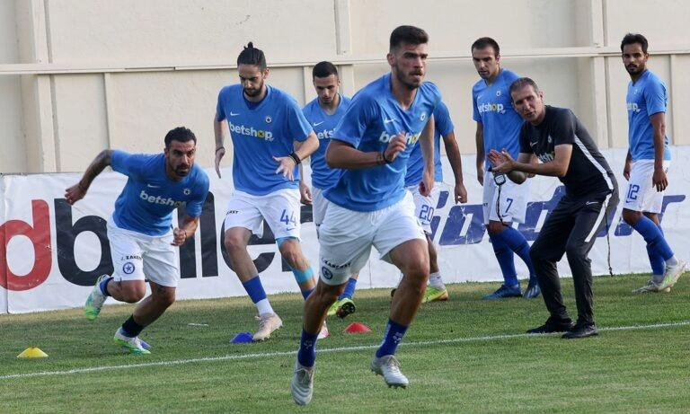 Παντελίδης: «Έτσι θα αντέξουν του χρόνου οι παίκτες τα σερί ματς»