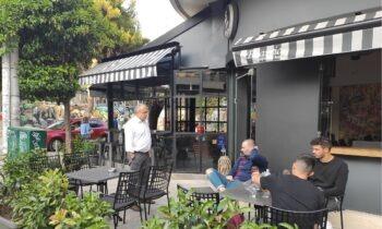 Βατόπουλος: Κλειστά τα μπαρ, για να μην γίνει γενικό lockdown
