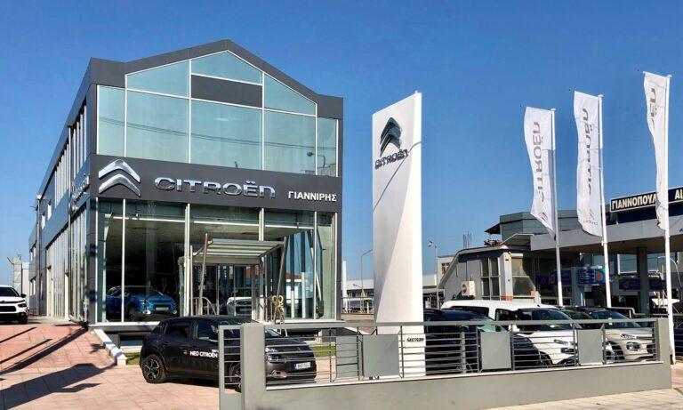 Νέος επίσημος διανομέας & επισκευαστής Citroën στη Θεσσαλονίκη