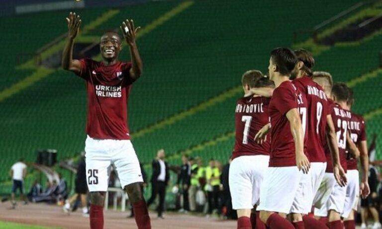Ντιναμό Μπρεστ – Σαράγεβο 2-1