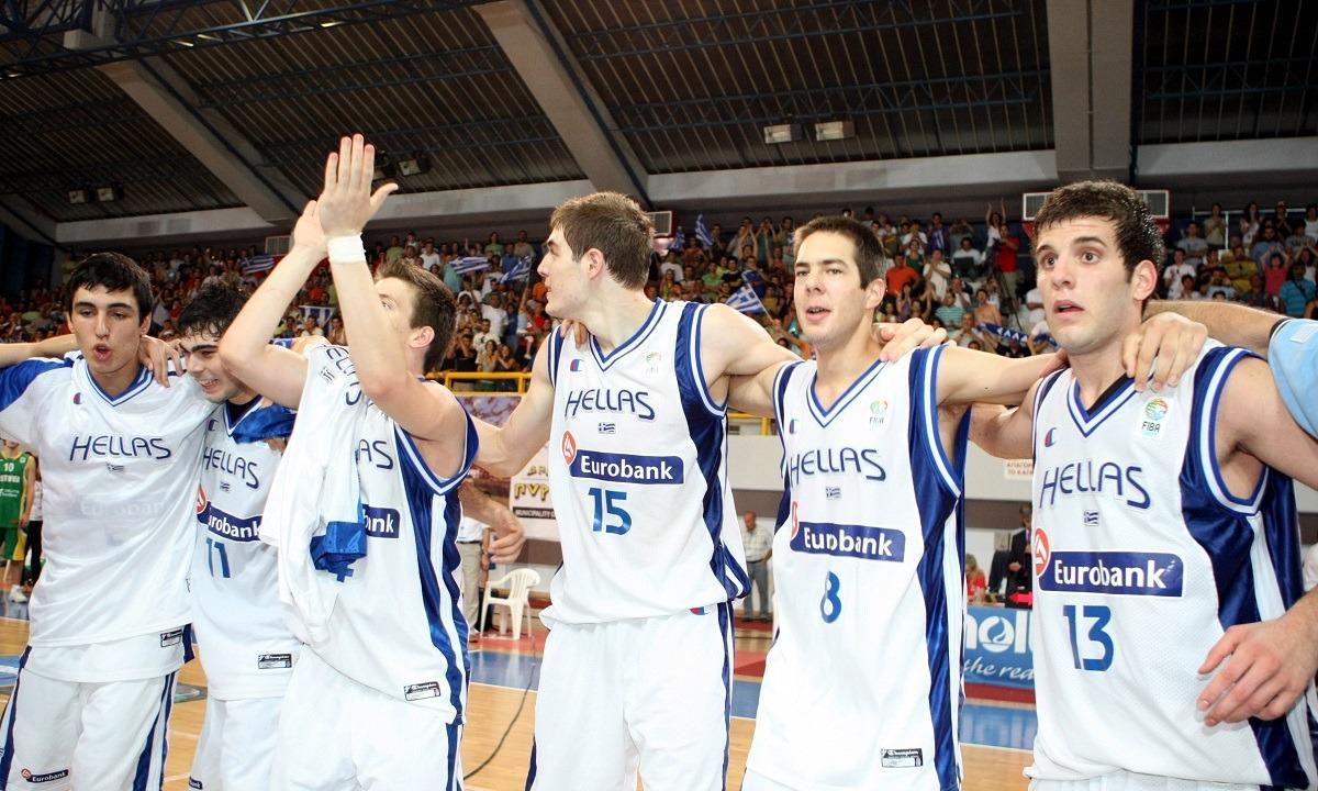 3 Αύγουστου 2008: Όταν οι «χρυσοί» έφηβοι έστεψαν την Ελλάδα Πρωταθλήτρια Ευρώπης! (vid)
