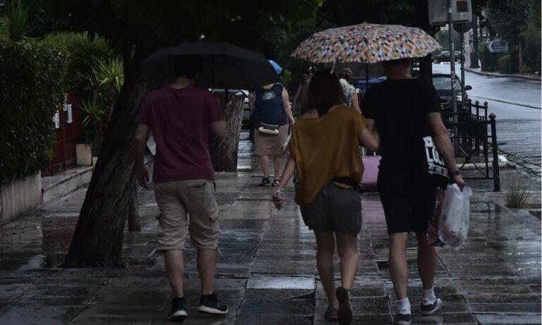 Έκτακτο δελτίο επιδείνωσης καιρού: Πού θα χτυπήσουν τα ακραία φαινόμενα