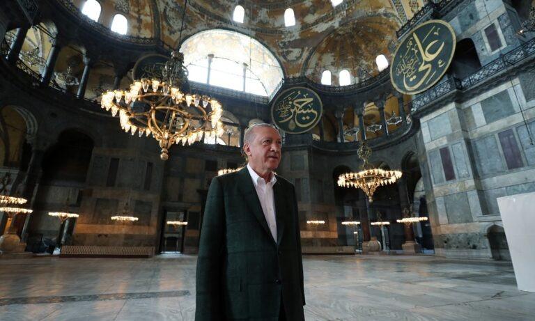 Πώς ο Ερντογάν είχε «ομολογήσει» ότι επρόκειτο να κλιμακώσει στις 10 Αυγούστου