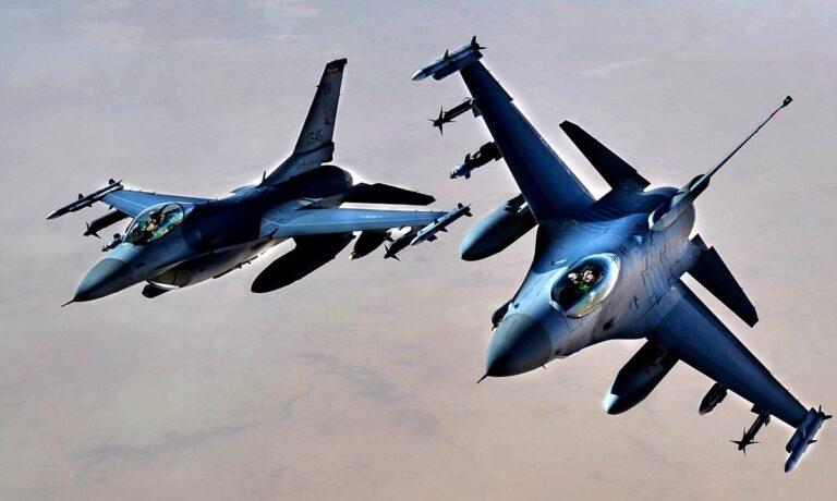 Ηνωμένα Αραβικά Εμιράτα: Στέλνουν F16 στην Ελλάδα!