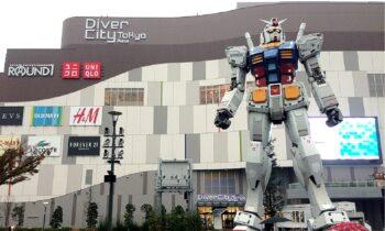 Viral: Ιάπωνες κατασκεύασαν ρομπότ 20 μέτρων που θυμίζει Transformer! (vid)