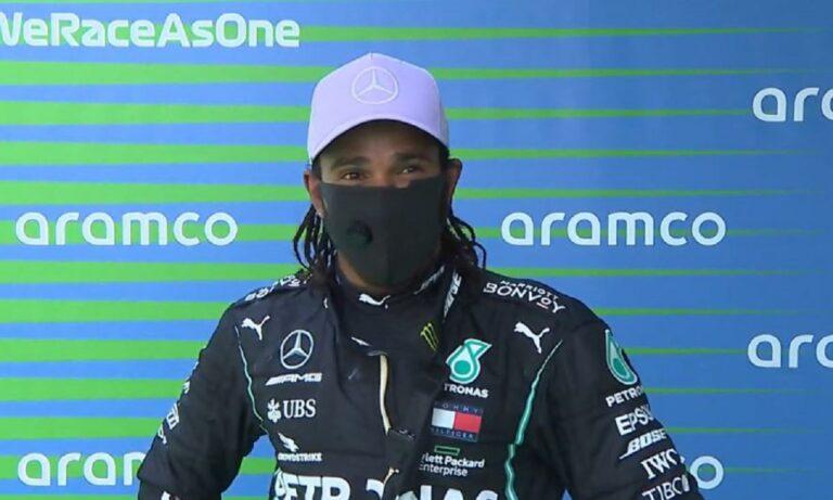Formula 1: Παρέλαση ο Χάμιλτον – Απογοήτευση για Ferrari