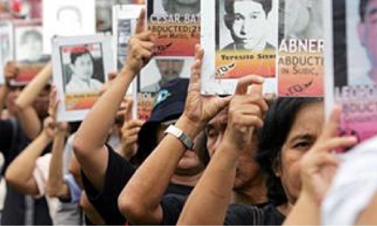 Διεθνής Ημέρα Εξαφανισμένων: Για τα ανθρώπινα δικαιώματα