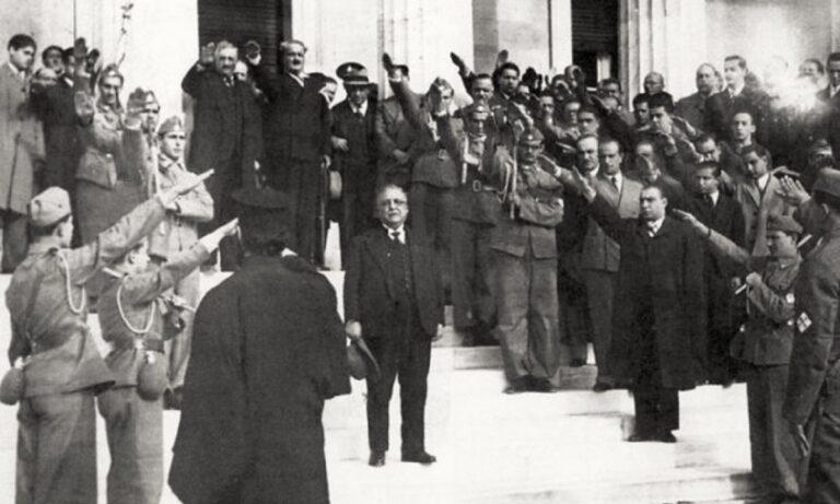Σαν σήμερα 4 Αυγούστου: Η δικτατορία του Μεταξά