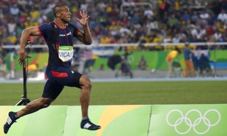 Jimmy Vicaut: Τέλος η σεζόν για τον Γάλλο πρωταθλητή!