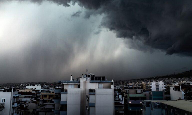 Καιρός: Άστατος με βροχές την Κυριακή (18/10) – Βελτίωση από το απόγευμα