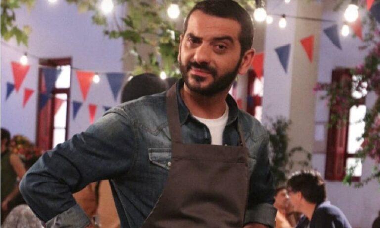 Masterchef: Ο Κουτσόπουλος για πρώτη φορά στον τηλεοπτικό φακό με τη σύντροφό του
