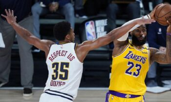 NBA: Το ντέρμπι οι Λέικερς, αήττητοι οι Σανς πάνε για πλέι οφ! (vids)