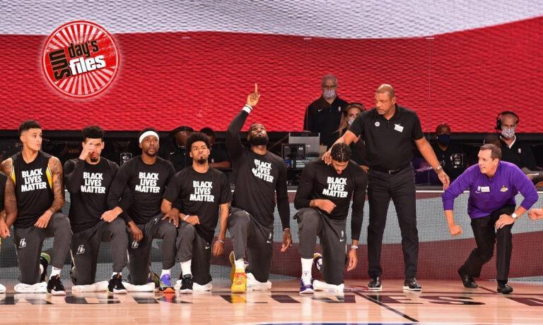 NBA: Πώς μία... φούσκα έγινε ο ομφαλός της κοινωνίας (vids)
