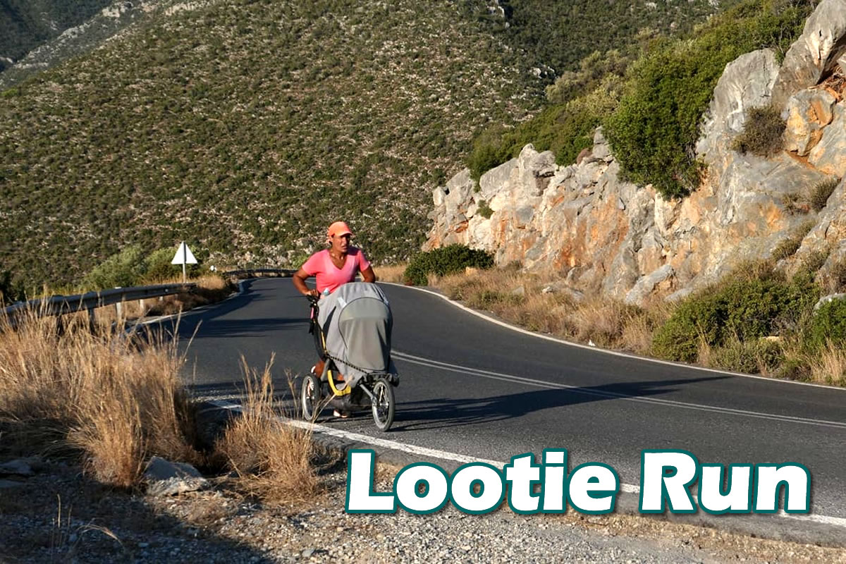 Τρέχοντας τον γύρο του κόσμου – Lootie Run