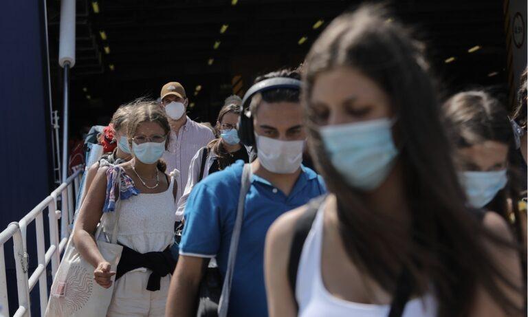 ΠΟΥ: Αυτές είναι οι επιπτώσεις από τη χρήση μάσκας (vids)