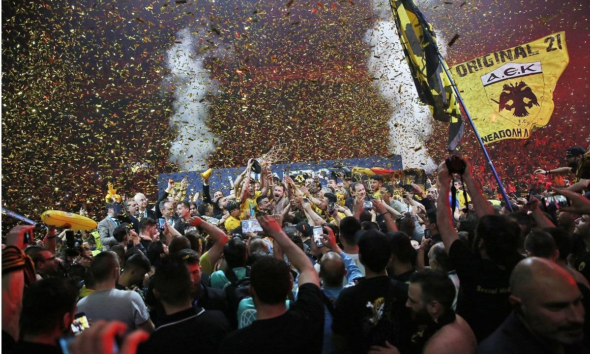 «Το Final 8 του BCL πάει στην Αθήνα, με την παρουσία φιλάθλων»